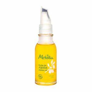 Melvita Jojoba Oil 1.7oz,50ml Anti-Aging Bath & Body Care Massage Oil NEW #13979