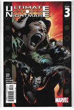ULTIMATE NIGHTMARE #3 -- STEVE EPTING! 1ST PRINT! HI-GRADE! Marvel! 2004! NM-