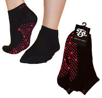 Pilates, Yoga, Martial Arts, Dance, Gym, Barre Anti-slip / Non-slip Grip Socks
