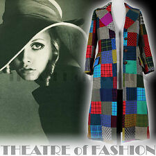 VINTAGE 60s COAT JACKET TOMMY NUTTER HIPPIE 70s NUTTERS SAVILE ROW VERY RARE
