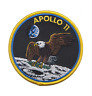 Official NASA Apollo 11 Embroidered Mission Patch, Armstrong, Aldrin and Collins