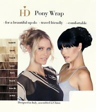 Hair Diamond Italia HD Synthetic Hair Ponytail Wrap Many Colors