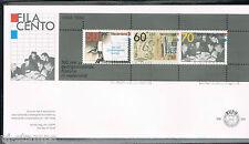 Nederland FDC Eerstedagenvelop 220 Filacento