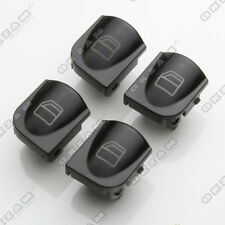 4 x WINDOW SWITCH PANEL BUTTON FOR MERCEDES-BENZ C-CLASS W203 S203 *NEW*