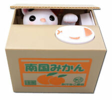 Collectible Cat Piggy Banks