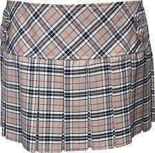 """Tartan Skirts - All Occasions All (14"""" and 18"""") Button Skirt, Size 6 - 16"""
