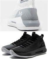 Shoes Under Armour 3000089 Heat Seeker Man Sneaker Basket Sport Crossfit