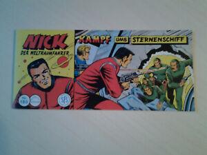 Nick der Weltraumfahrer Nr. 180: Kampf ums Sternenschiff. (Hethke Piccolo )