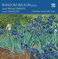 Ransom Wilson (flute) - Ransom Wilson Plays Chamber Music With Flute [CD]