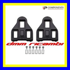 Tacchette Pedali Bici BDC VP COMPONENTS BLK1 0° nere compatibili LOOK KEO CLEAT