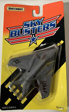 Matchbox Sky Busters USAF Stealth Fighter - Open Box w/ Retail Card Back 1994