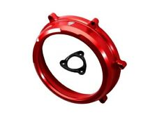 Ducati Panigale 959 1199 1299 CNC Racing Clear Clutch Cover & Spring Retainer re