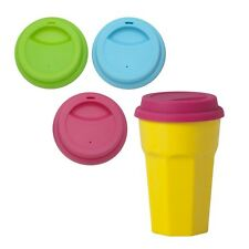 RICE green silicone lid for latte cups