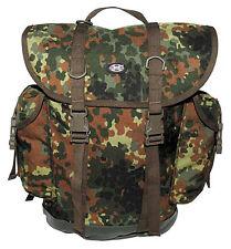 MFH BW sac ancien modèle armée us sac à dos camouflage 30l