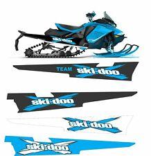 Ski Doo Rev Gen G4 X Summit Renegade Mxz Tnt 850 tunnel kit 129 137 154 Blue