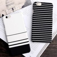 For iPhone 6s 7 8 Plus Ultra-thin Shockproof Full Protective Back Case Cover