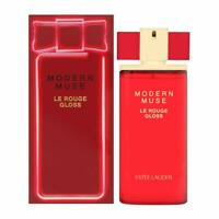 Estee Lauder Modern Muse LE ROUGE GLOSS 3.4oz 100 ML  Eau de Parfum Sealed Box