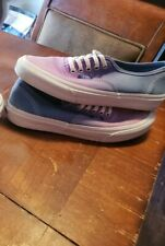 Vans off the wall shoes women Size 6.5  Colorful men 5.0