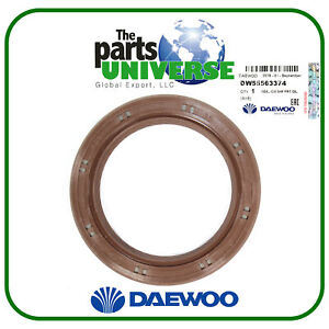 Daewoo Front Engine Camshaft Oil Seal Fits Chevrolet Cruze 55563374