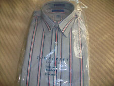 MENS SHIRT BY TOWNCRAFT SIZE 15 1/2, 34/35 LONG SLEEVE NWT**