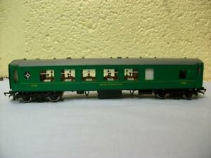 Pullman Brake 2nd Parlour Car 'Southern' Wrenn No W6006 '00' Very Light Use!