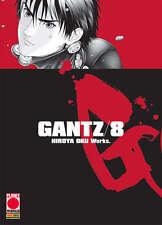 PM3920 - Planet Manga - Gantz 8 Nuova Edizione  - Nuovo !!!