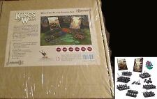 Kings of War MGKW08 Mega Two-Player Starter Set Undead vs Dwarf Armies Box NIB
