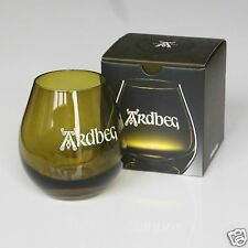 Ardbeg whisky complimentary Big Glass, tumbler + BOX