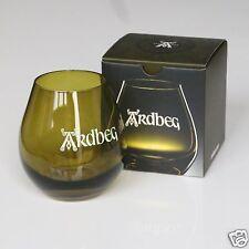 ARDBEG Whisky Complimentary Big Glass , Tumbler + BOX