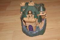 Harry Potter Hogwarts Castle Forbidden Corridor Toy Mini Playset 2001 Mattel