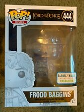 Funko Pop! Movies Lord Of The Rings Invisible Frodo Baggins Barnes & Noble Exc