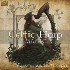 Various Artists - Celtic Harp Magic: The Gift / Various [New CD]