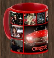 RED Stephen King's CHRISTINE Coffee Mug