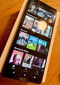 Sony Xperia 1 II - 256GB - Black (Unlocked) *Cracked