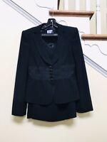 Armani Collezioni women suite (top size 6, skirt size 8)