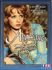 Coffret  ANGELIQUE - Intégrale , 5 VHS , 5 FILMS.     (Michele Mercier)
