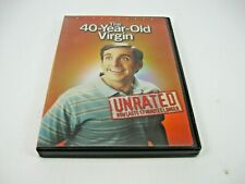 THE 40 YEAR OLD VIRGIN DVD WIDESCREEN (GENTLY PREOWNED)
