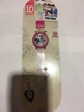 One Direction LCD Watch With Rhinestones .