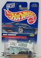 HOT WHEELS RAIL RODDER #1043 1999 DIECAST CAR NRFP A