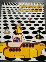 Beatles Yellow Submarine Portfolio Folder Lot Of 2 John Paul George Ringo New