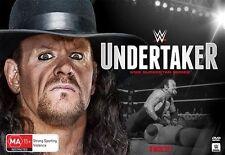 WWE - Superstar Series - Undertaker (DVD, 2015, 8-Disc Set) Brand New  Region 4