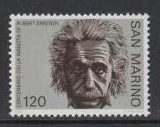 San Marino 1979 Centenario della nascita di Albert Einstein Mnh
