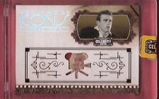 JAMES DEAN 2008 HOLLYWOOD ICONS WORN SWATCH RELIC PIECE CARD #d11/100 AMERICANA