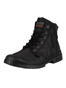 Palladium Men's Pampa SP20 Cuff WP+ Boots, Black