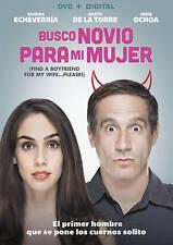 Busco Novio Para Mi Mujer DVD, 2016