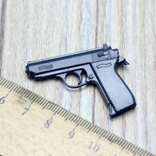 "1/6 Scale PPK 007 Walther PP Gun Weapon Pistol Military For 12"" Action Figure"