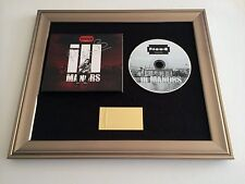 PERSONALLY SIGNED/AUTOGRAPHED PLAN B - ILL MANORS CD PRESENTATION. RARE.BEN DREW