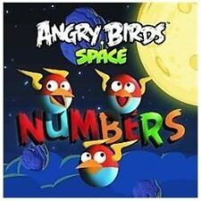 Angry Birds Space: Numbers Board Book by N/A