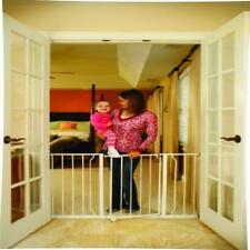 Regalo extra Super wide walk thru Baby Pet Safety Gate