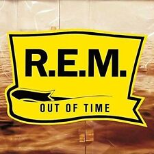 R.E.M. - Out Of Time (25th Anniversary Edt)(1LP) [Vinyl LP] - NEU